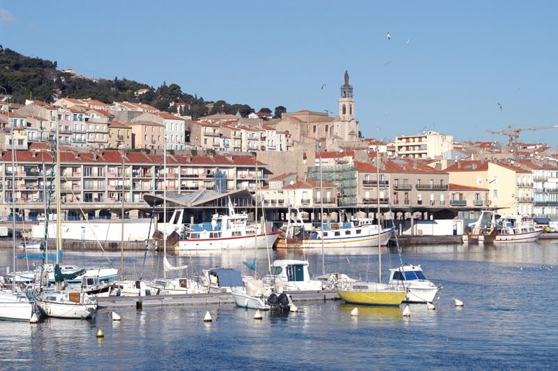 chalutiers-peche-criee-sete-port - © Ville de Sète
