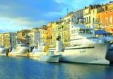Sete grand tour - balade minibus quais visite bateaux