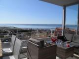 Terrasse, idéal pour se prélasser au soleil...