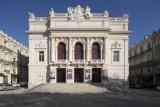 Theatre Moliere scene nationale de Sete et du Bassin de Thau visite guidee facade