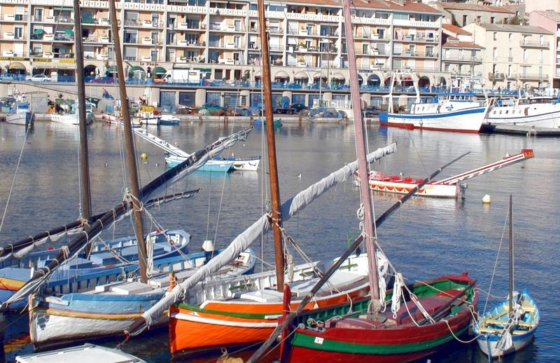 barques-catalanes-port-saint clair sete
