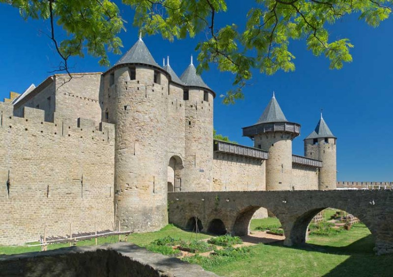 La cit de carcassonne bon plan office de tourisme de s te - Office de tourisme carcassonne ...