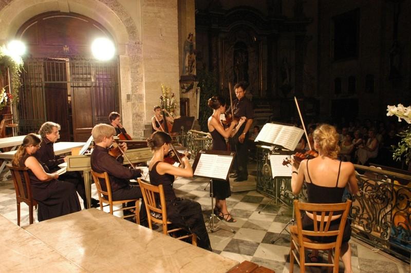 Decanale saint Louis sete musique