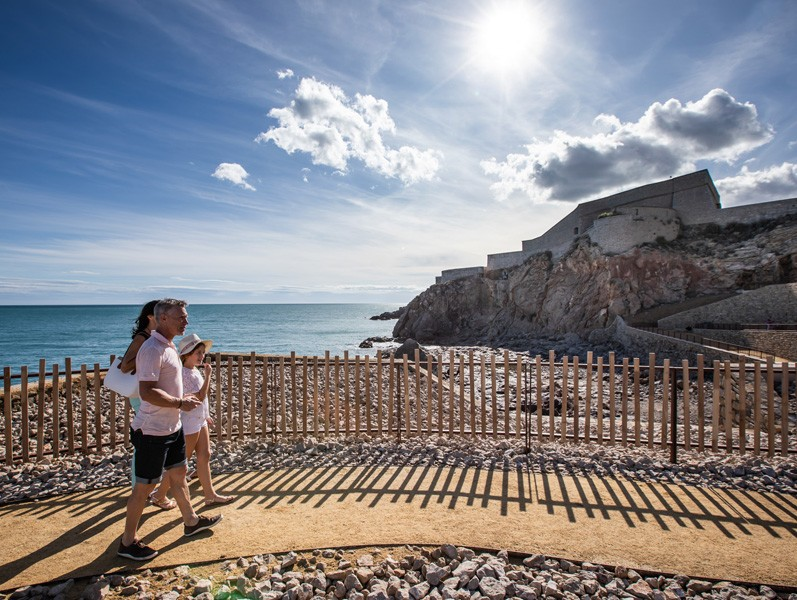 Fort Saint Pierre Sete Mer