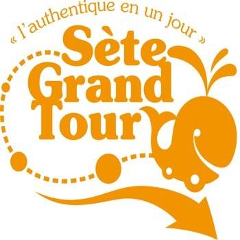 Sete grand tour - balade minibus visite logo