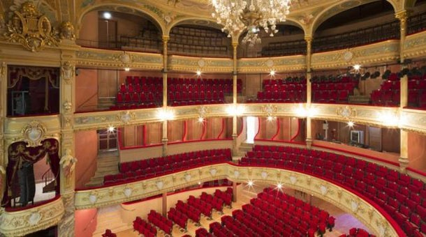 Theatre Moliere scene nationale de Sete et du Bassin de Thau