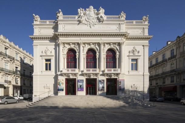 Театр Мольер, Сет