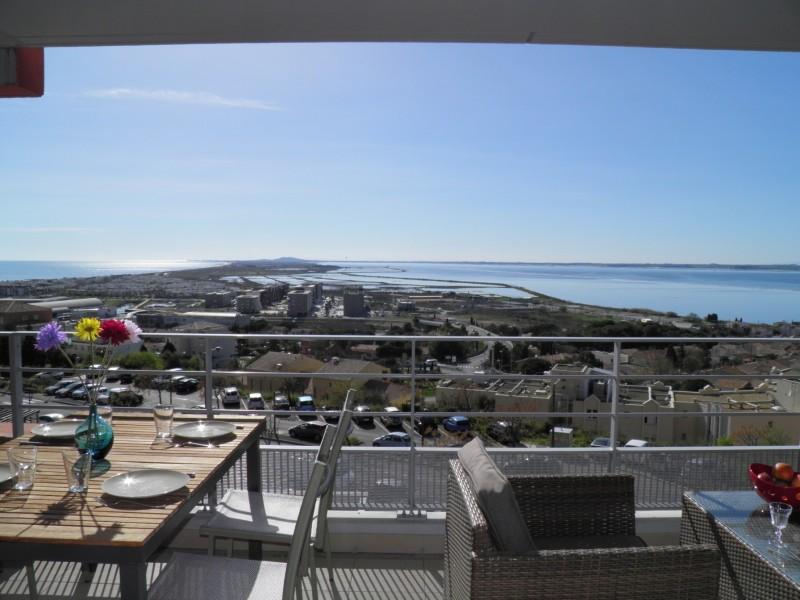 Magnifique vue de l'appartement