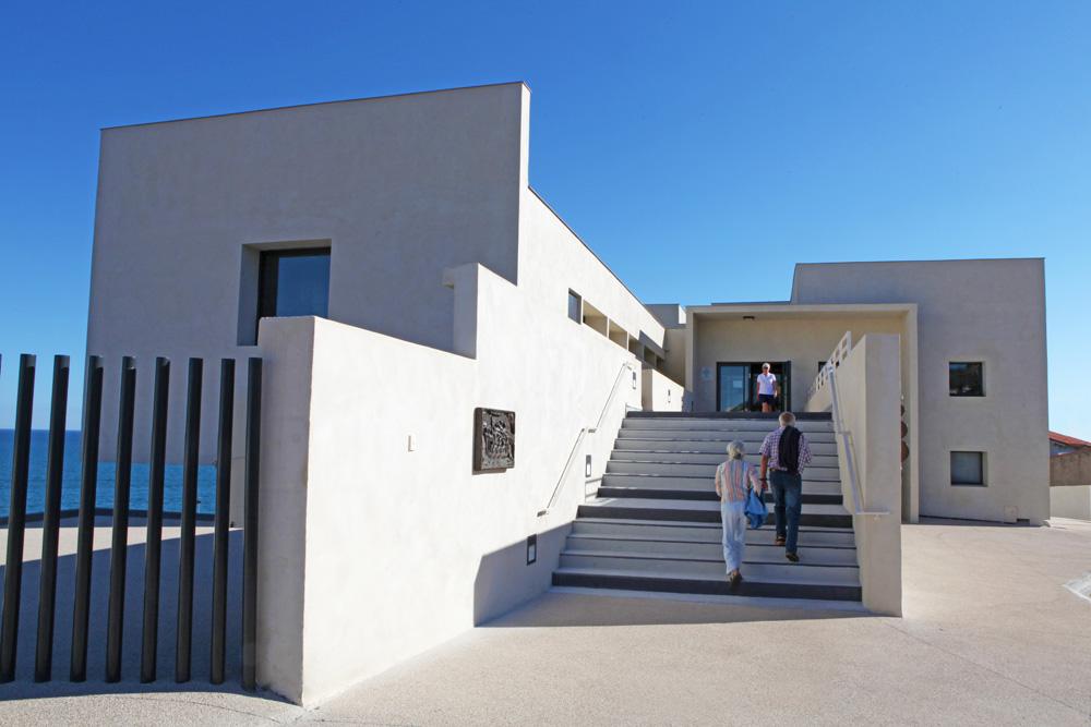 Musée de la mer - Sete - histoire du port