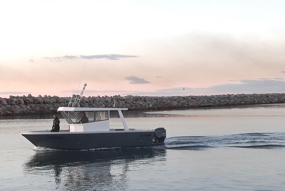 Pescatourisme le Florie - peche artisanale