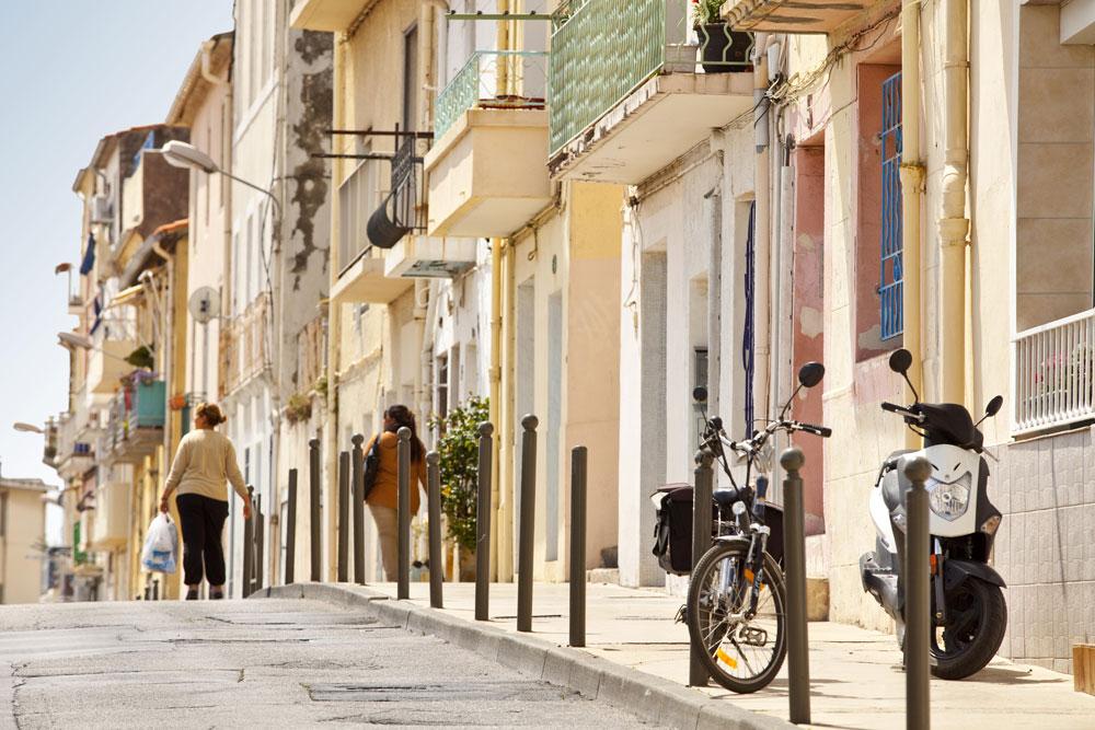quartier-haut-sete-occitanie-tourisme - © O. Maynard